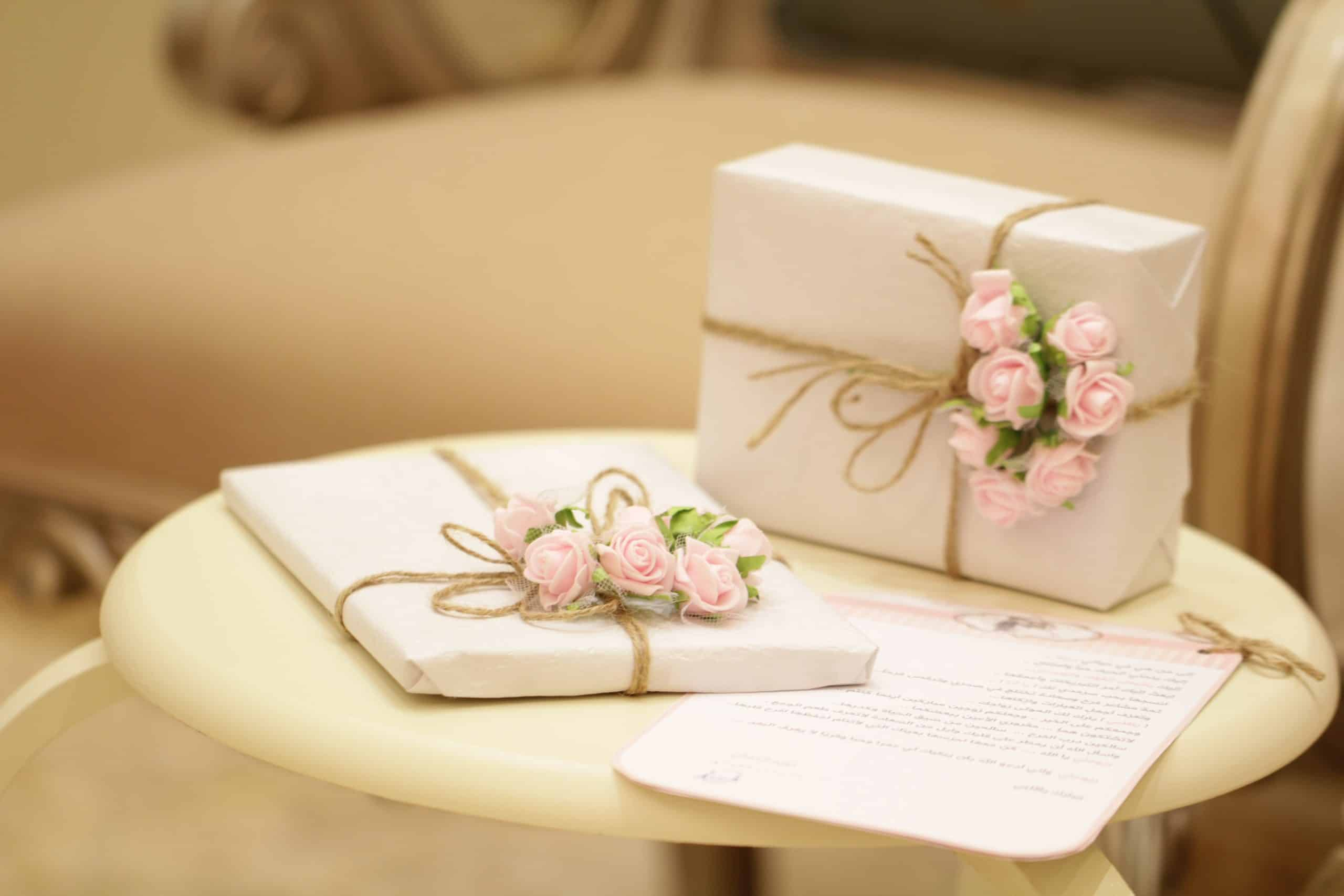 Unique Wedding Souvenirs - Gifts For the Guests