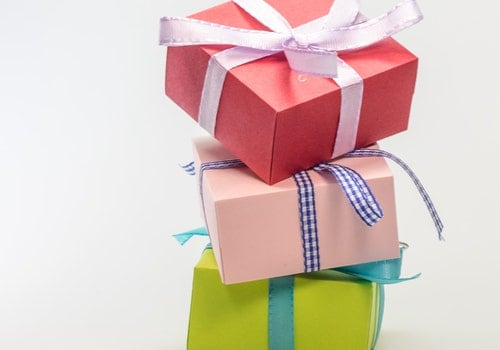 gift boxes for birthdays